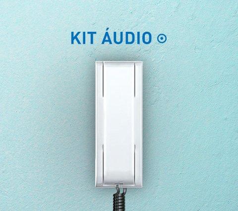 Kit Áudio